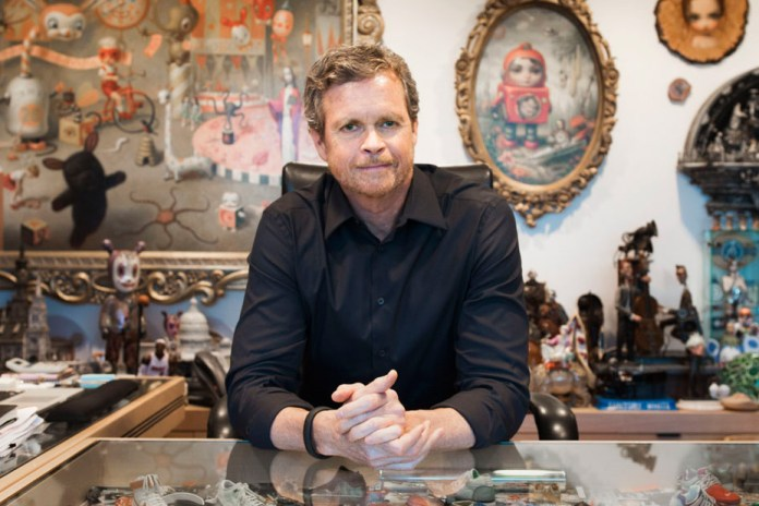 Nike's Mark Parker Is 'Fortune' Magazine's 2015 Businessperson of the Year