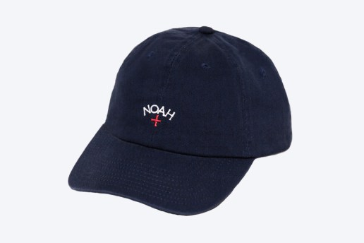Noah 2015 Fall/Winter 6 Panel Logo Hat