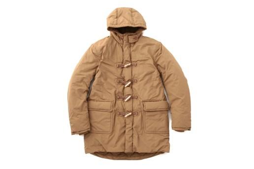 nonnative 2015 Fall/Winter Duffle Coat
