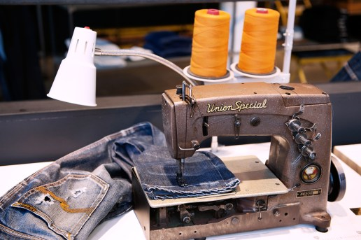 Nudie Jeans Opens Repair Shop in New York City