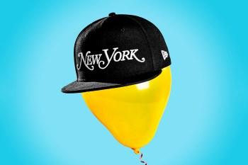 'New York Magazine' x New Era Snapback Cap