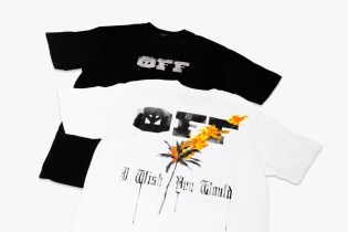 Babylon LA x OFF-WHITE c/o VIRGIL ABLOH 2015 Collection