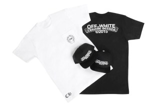 "OFF-WHITE c/o VIRGIL ABLOH x Chrome Hearts ""©2015"" Collection"
