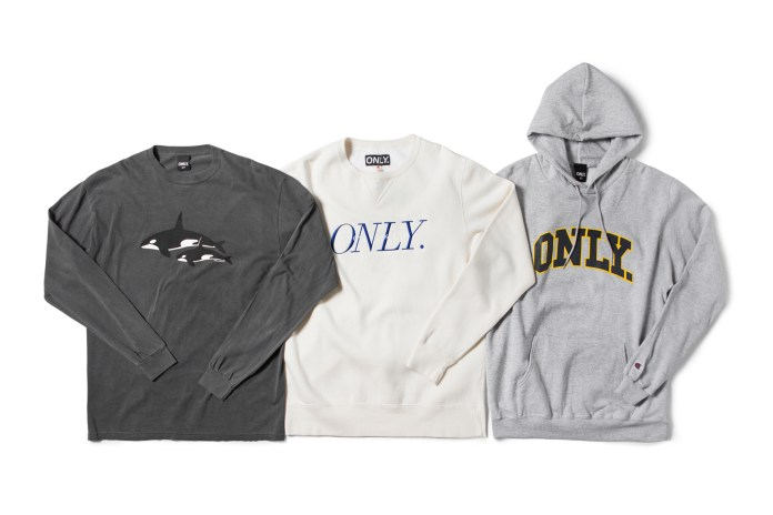 ONLY NY 2015 Fall/Winter New Arrivals