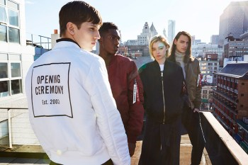 Opening Ceremony x Alpha Industries 2015 Fall/Winter MA-1