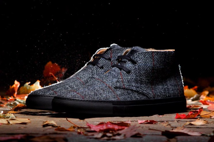 Orley x GREATS Royale Chukka Pack