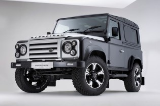 The Overfinch 40th Anniversary Defender Is as Limited Edition as Can Be