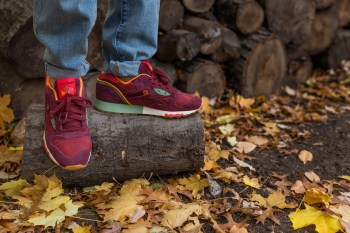 "Packer Shoes x Reebok LX 8500 ""Autumn"""