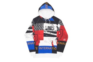 "Palace Skateboards 2015 Winter ""Internationale"" Collection"