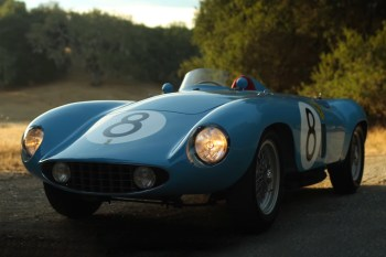 This Ferrari 500 Mondial Is an Icon of a Bygone Era