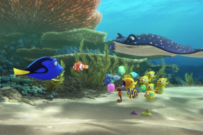 'Finding Dory' Official Trailer
