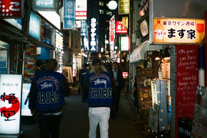 Places + Faces Photo Series Takes on Tokyo, Japan