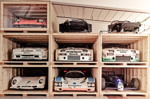 The Porsche Museum in Stuttgart Hides a Hidden Warehouse of Automotive Holy Grails