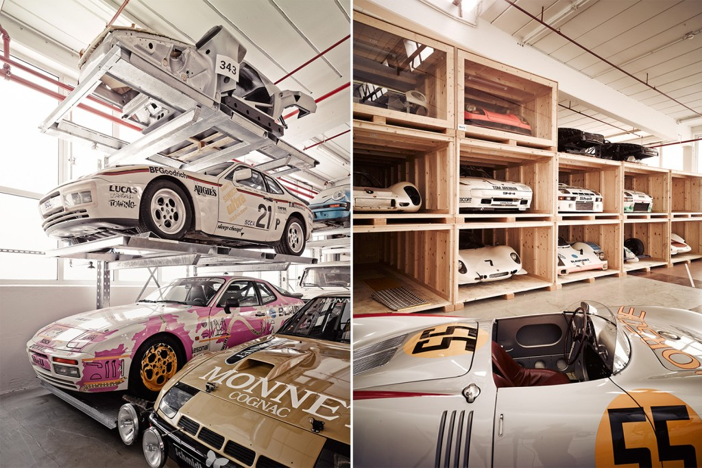porsche museum hidden warehouse hypebeast. Black Bedroom Furniture Sets. Home Design Ideas