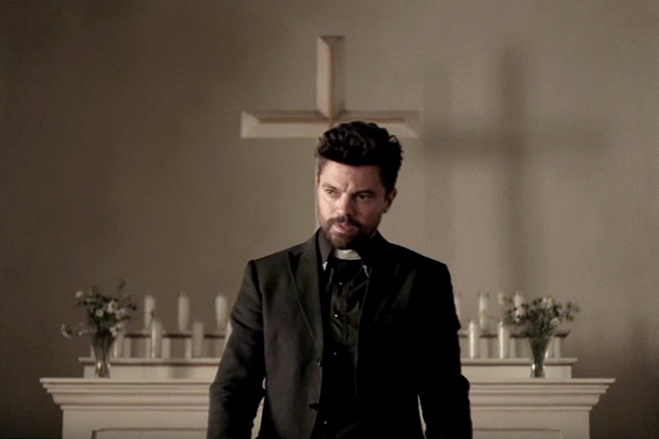 'Preacher' Official Trailer Starring Dominic Cooper