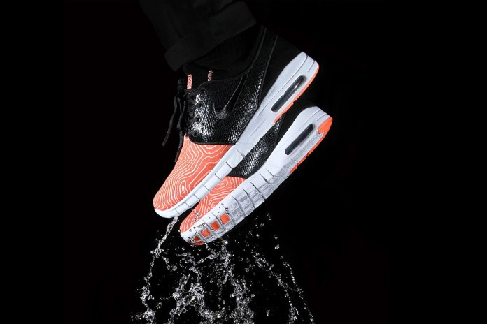 "A First Look at the Premier x Nike SB Stefan Janoski Max ""Fish Ladder"""