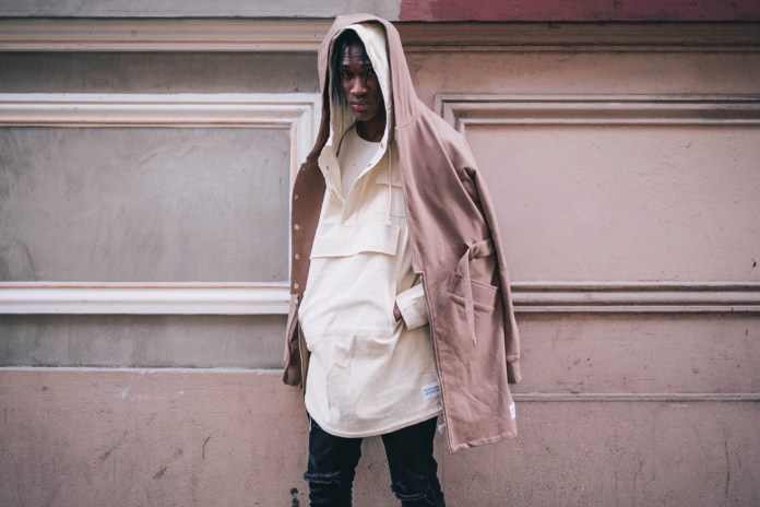 """Profound Aesthetic 2015 Fall/Winter """"On the Streets I Ran"""" Lookbook"""