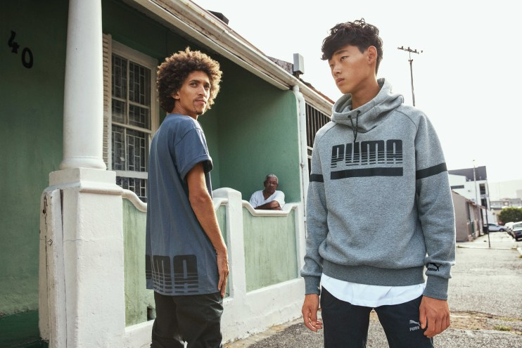 "PUMA 2015 Fall/Winter ""Evolution"" Lookbook"