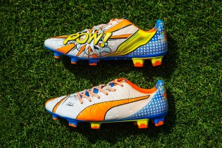 "PUMA ""Pop Art"" evoPOWER 1.2 Boot"