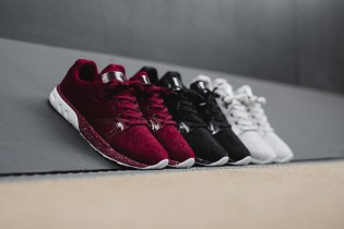 "PUMA 2015 Fall/Winter ""Woven"" Pack"