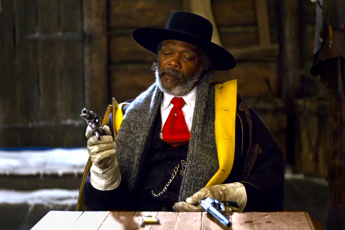 'The Hateful Eight' Official Trailer