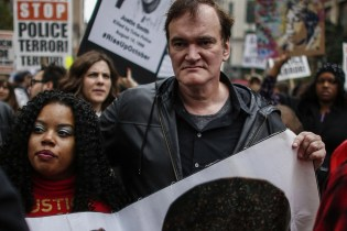 Quentin Tarantino Sets the Record Straight on Police Brutality Comments
