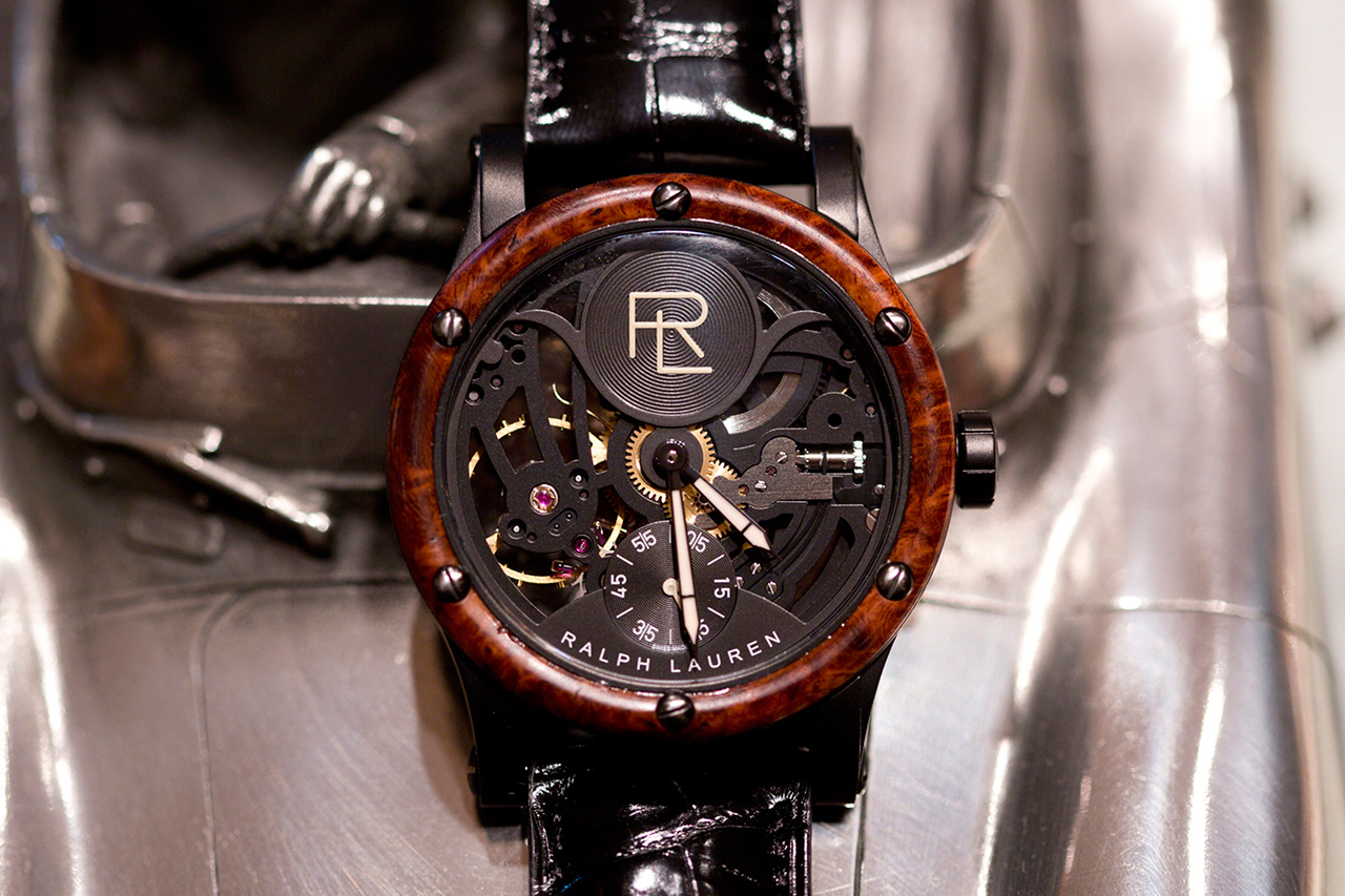 Take a Look at Ralph Lauren's Personal Watch Collection