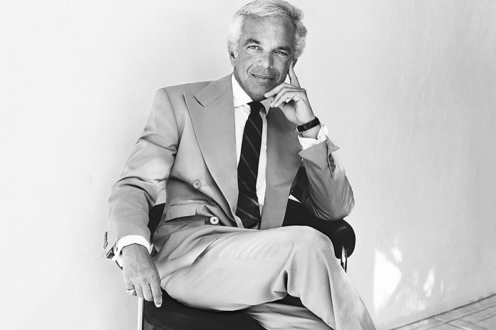How Ralph Lauren Nurtured the Biggest Names in Modern Menswear