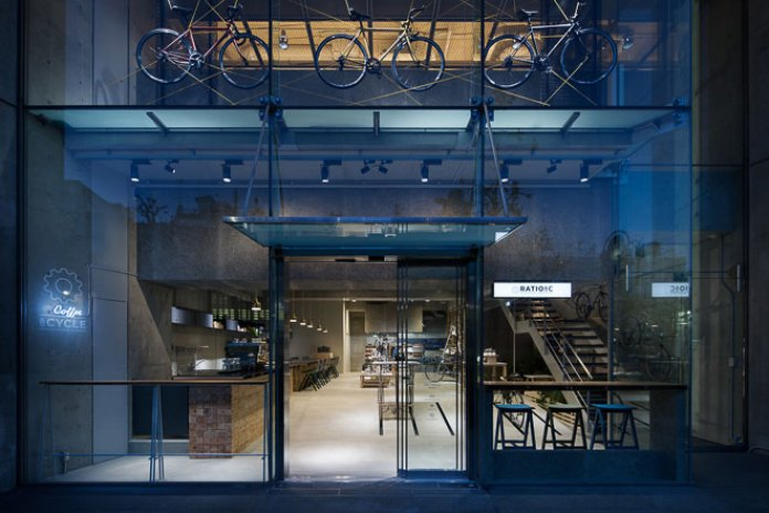 A Look Inside the RATIO&C Concept Store in Tokyo