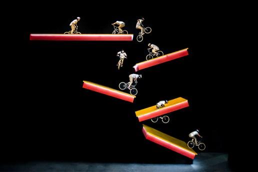 """Scottish BMX Rider Kriss Kyle Stars in Red Bull's """"Kaleidoscope"""""""