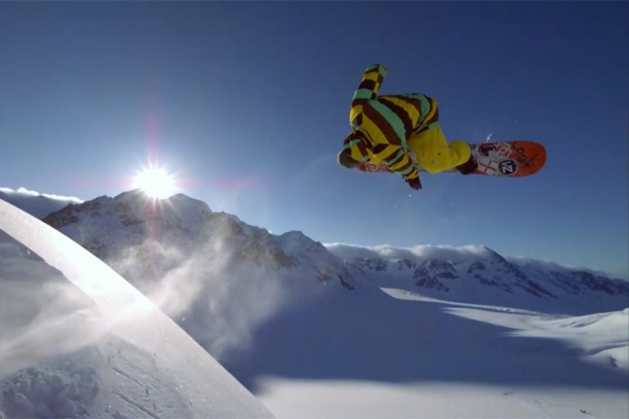 Red Bull Is Releasing an Action Sports Film Box Set