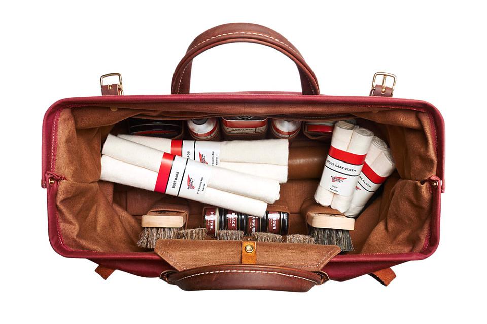 Red Wing Heritage Master Shoe Care Kit
