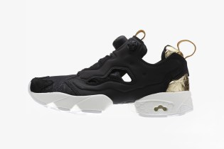 Reebok Releases Golden WMNS Instapump Fury PM Collection