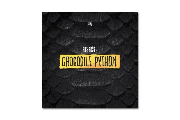 Rick Ross - Crocodile Python