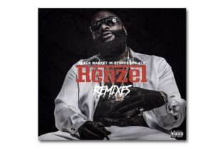 "Rick Ross Releases ""Renzel Remixes"" Mixtape"