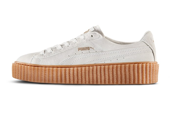 PUMA by Rihanna Creeper Resurfaces in Brand New Color Options