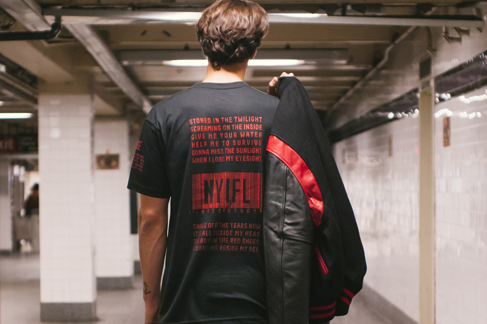 """RISE """"New York Is For Lovers"""" Apparel Collection"""