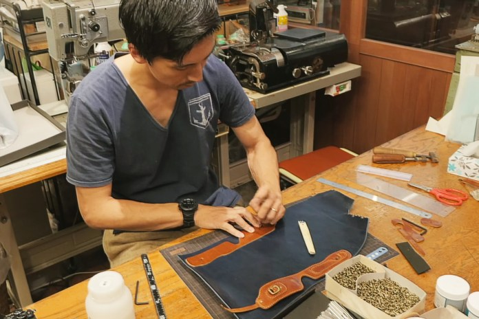 The Roberu Atelier Is a Haven for Fine Leather Goods