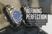 Refining Perfection: Two Rolex Customizers on Improving the Holy Grail of Horology