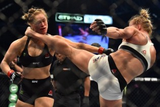 Ronda Rousey Hit With a Medical Suspension Following UFC 193 Defeat