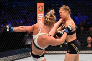Ronda Rousey vs. Holly Holm Fight Was Fixed Claims Former WWE Wrestler