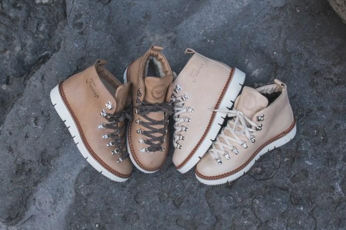 Ronnie Fieg x Fracap RF120 Hiking Boots