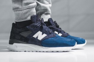 "Ronnie Fieg x New Balance 998 ""City Never Sleeps"" Teaser"