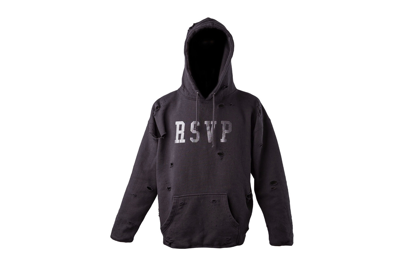 RSVP Gallery Distressed T-Shirt and Hoodie