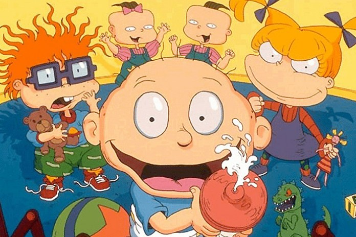 'The Rugrats' Illustrator Reimagines the Original Characters as Their Ugly Adult Versions