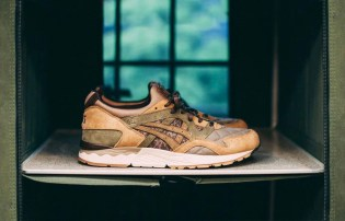"SBTG x Kicks Lab x ASICS Tiger GEL-Lyte V ""Phys-Ed"""