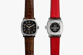 Shinola Launches Exclusive Muhammad Ali Collection Watch