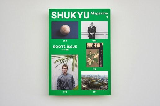 'SHUKYU' Magazine's Debut Issue Shines Spotlight on Japanese Soccer Culture