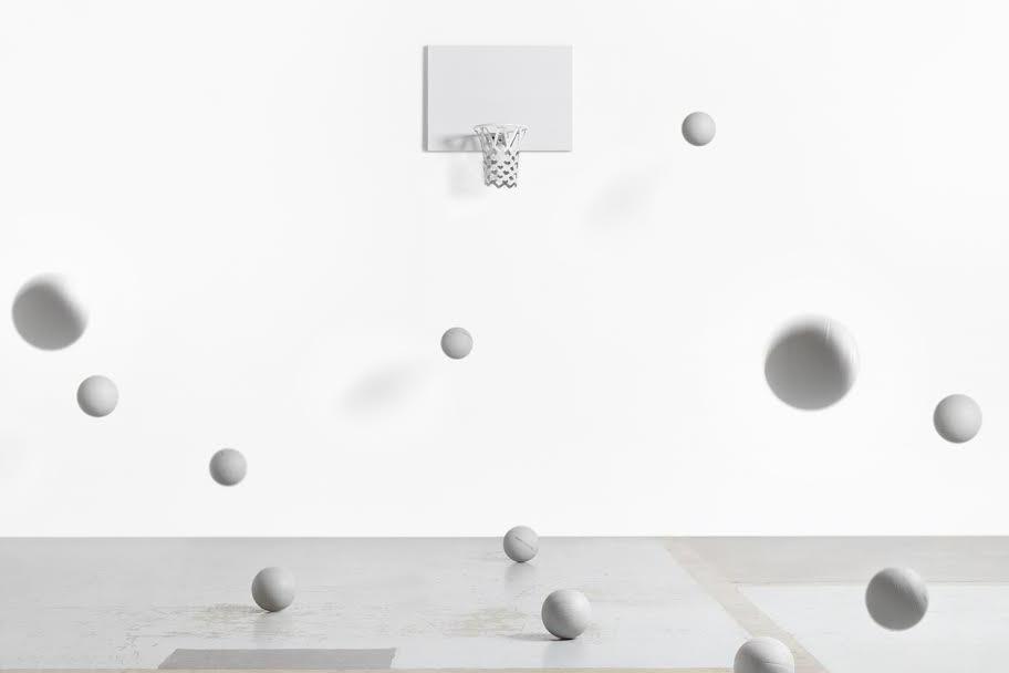 Snarkitecture x KILLSPENCER Indoor Mini Basketball Kit