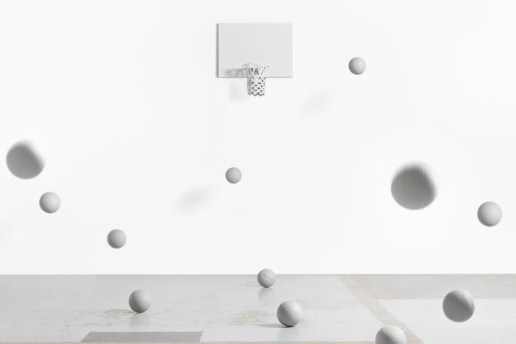 Snarkitecture x KILLSPENCER Indoor Mini Basketball Kit